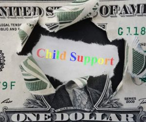 Unless a child has reached the age of 18 or stops attending high school, the child's parents are expected to provide child support.